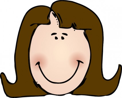 Onion clipart face Clipart Mother Free Face happy%20girl%20face%20clipart