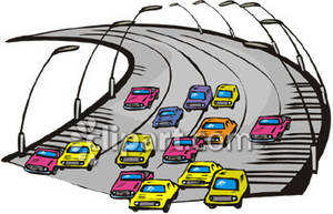 Freeway clipart road top view 20clipart Clipart Clipart Panda Freeway
