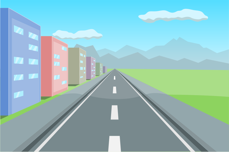Highway clipart roadway Cliparting com road kid clipart