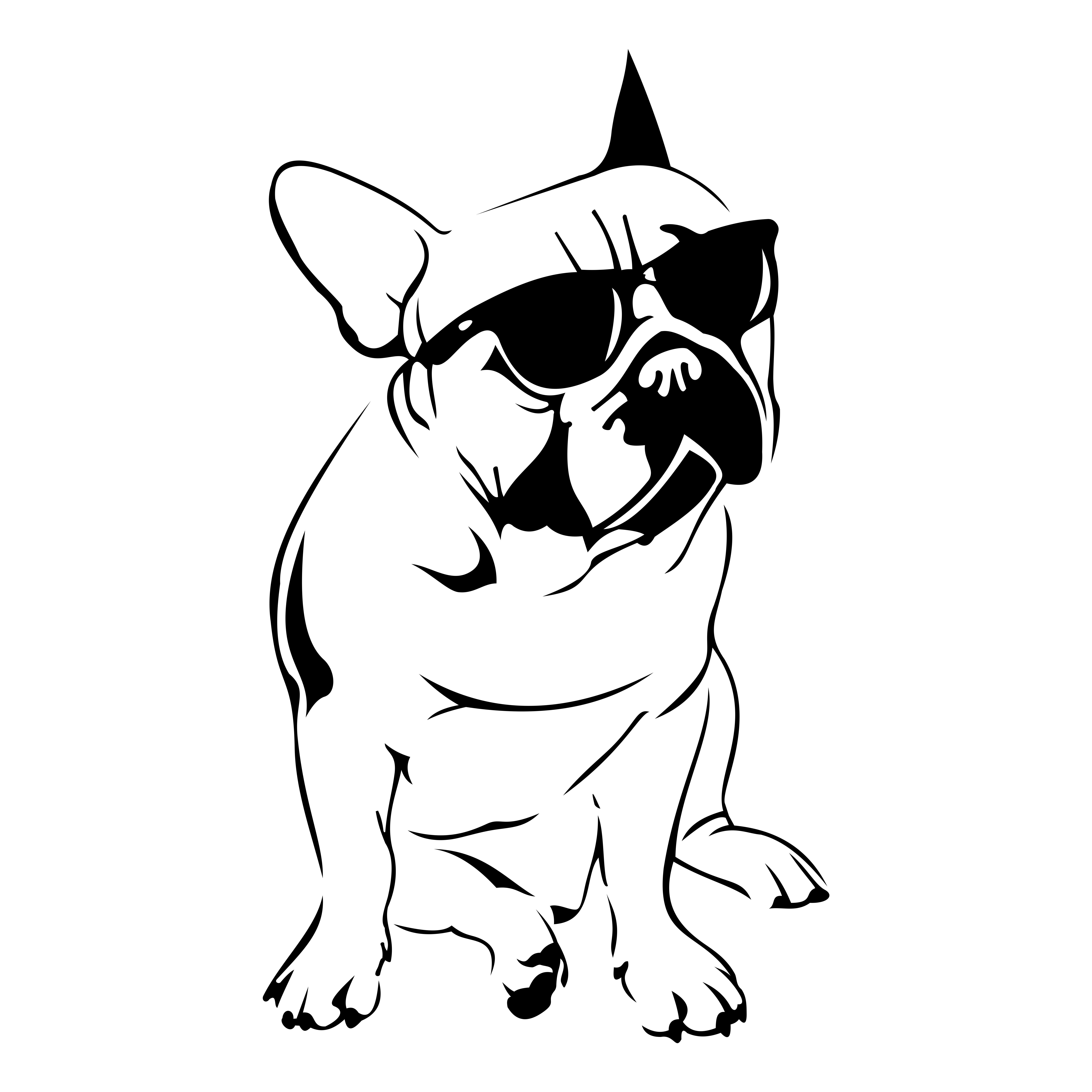 French Bulldog clipart #19 Bulldog Download French Bulldog