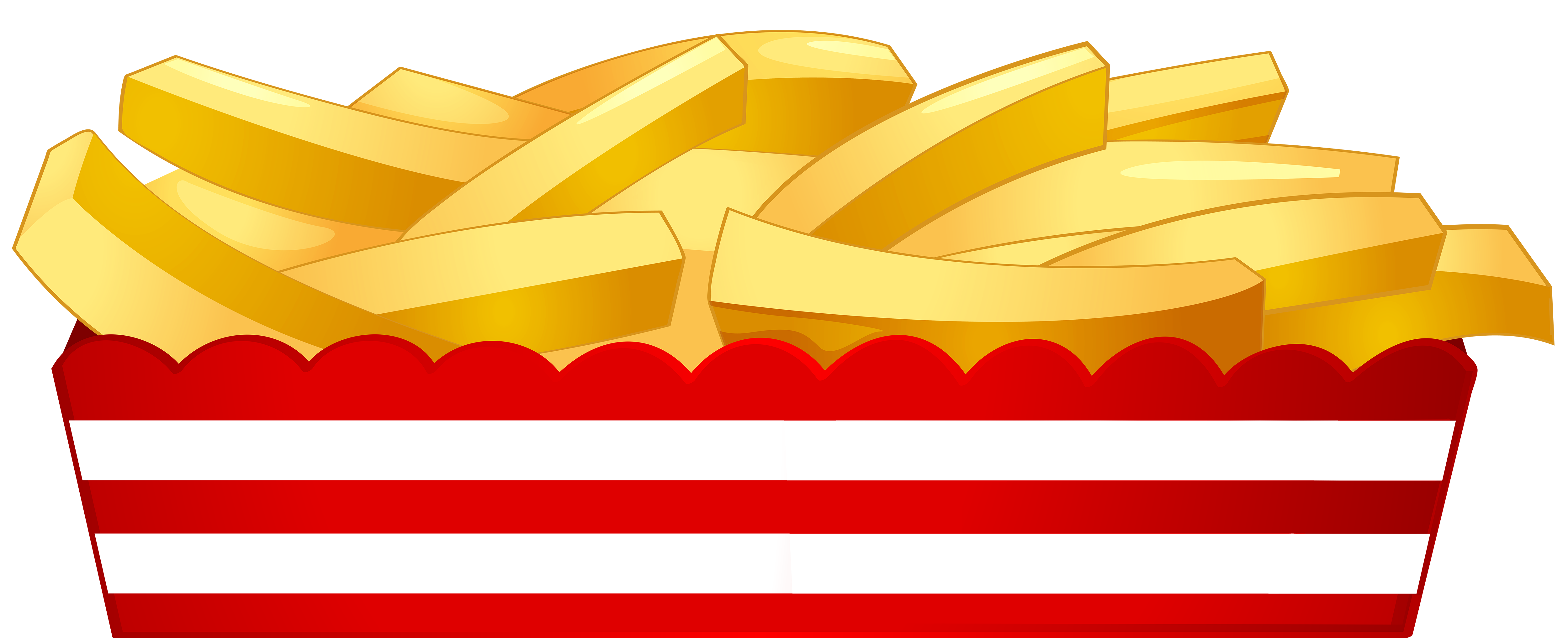 French Fries clipart Food Clip Savoronmorehead Fries Clip
