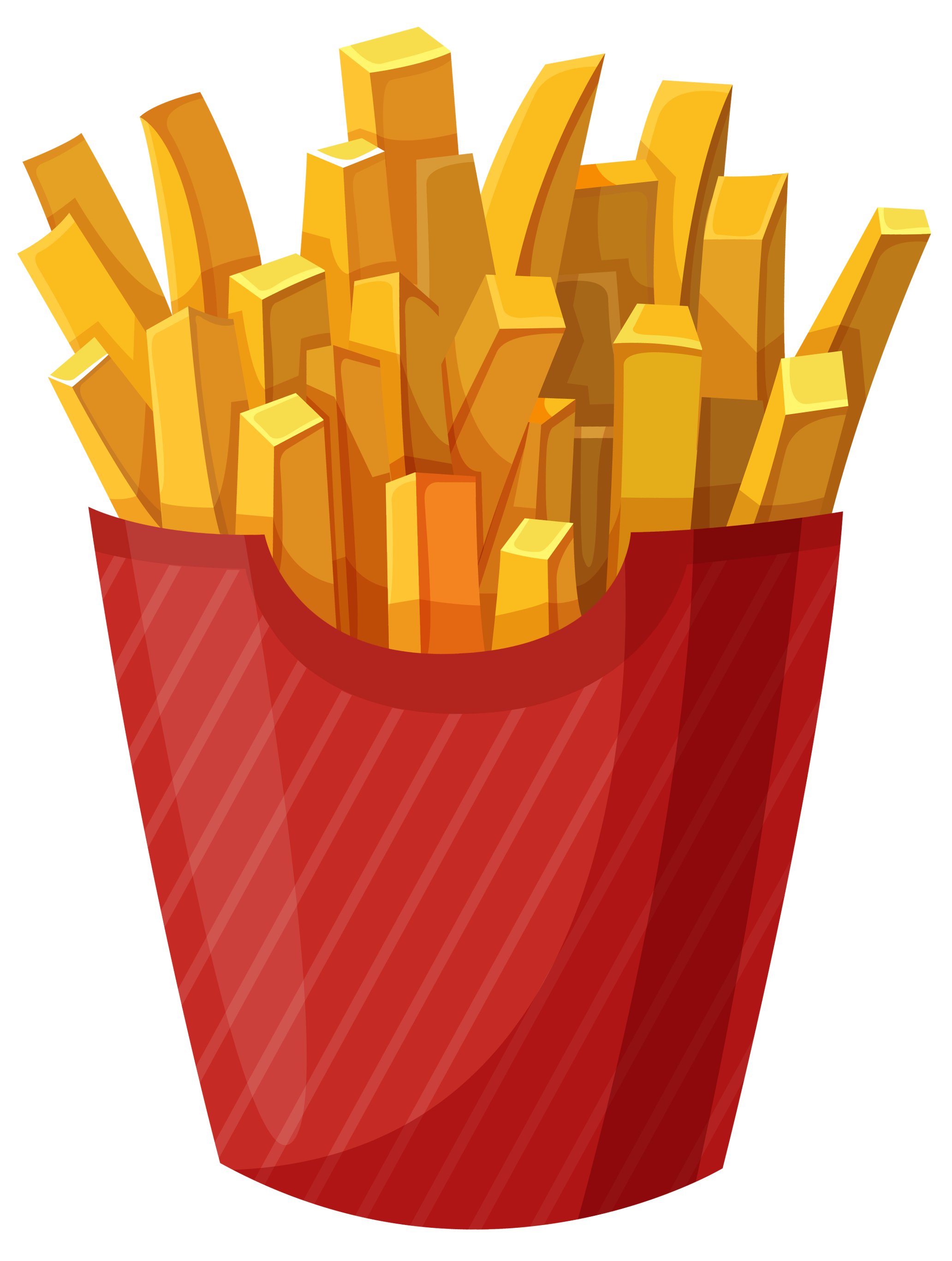 French Fries clipart French Clipart full  size