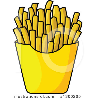 French Fries clipart #15