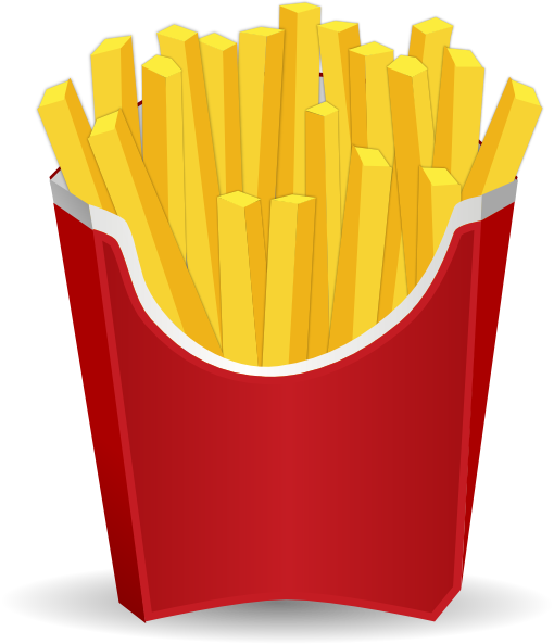 French Fries clipart animated Fries Fries French french Animated