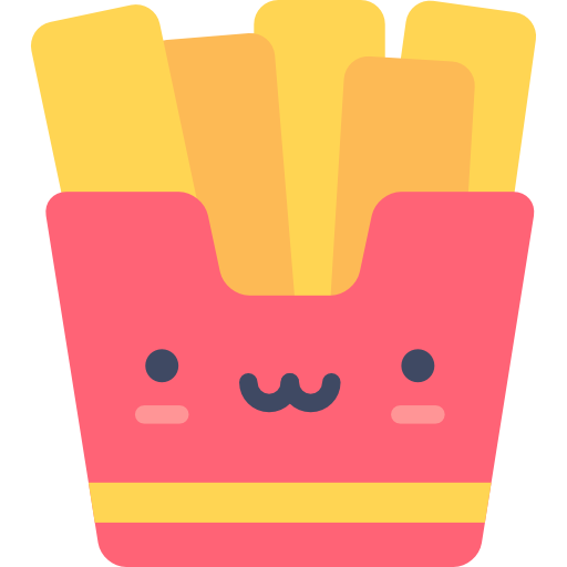 French Fries clipart fast food Fast PNG Potatoes junk EPS