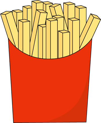 French Fries clipart food Fries French Clip Art Food