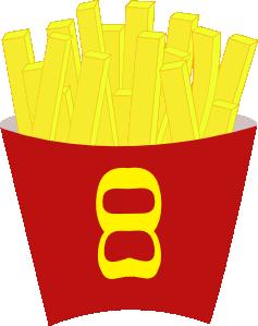 Potato clipart fried potato Clip com Free online vector