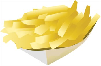 French Fries clipart one french Images Clipart and clipart graphics