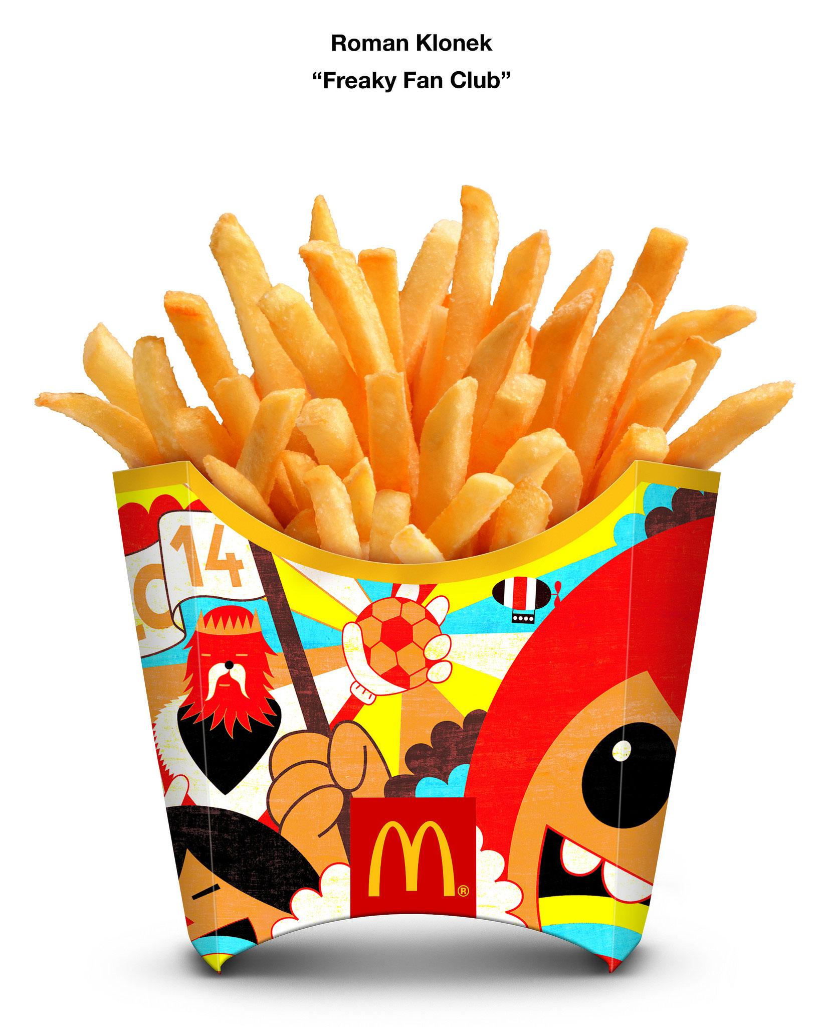 French Fries clipart one french Cup Fry McDonald's World thumbs