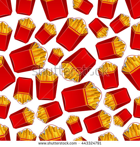 French Fries clipart one french Clipart The French Fry