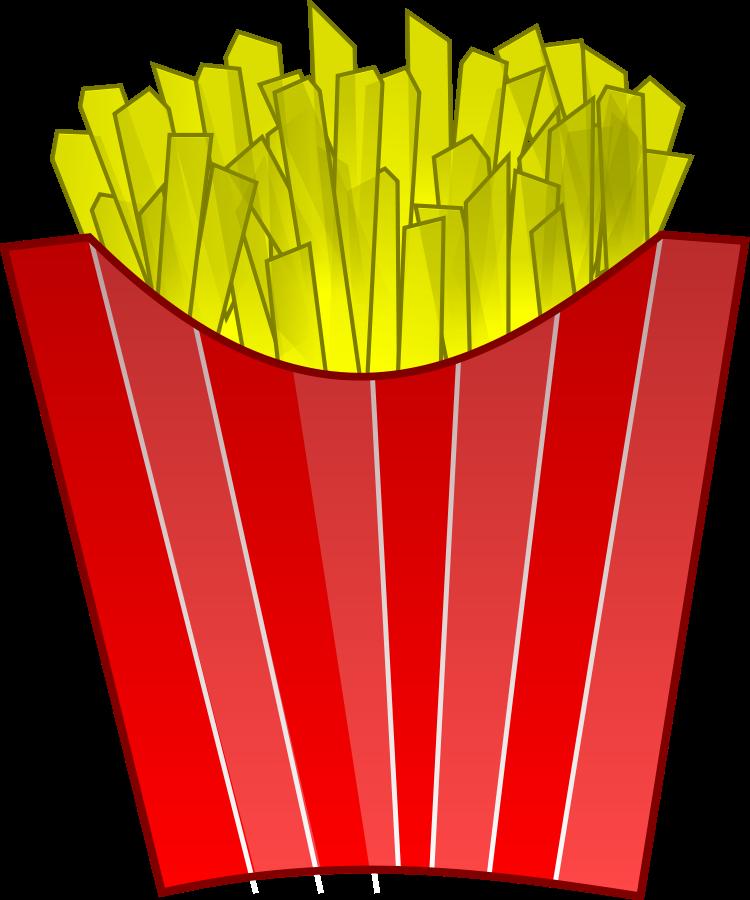 McDonald's clipart food Fries clipart French Art Cartoon