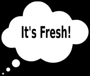Fresh clipart Fresh Clip royalty clip Art