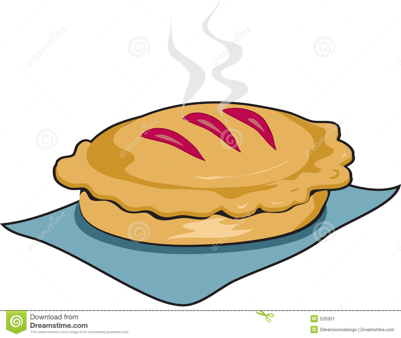 Pie clipart outline Art collection Fast clipart and