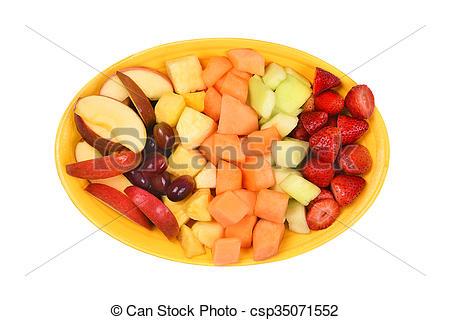 Fresh clipart fruit platter Images Fruit cut platter Platter