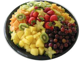 Fresh clipart fruit platter Beautifully assortment Catering Deli of