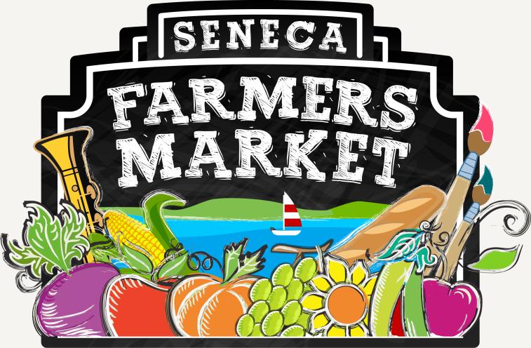 Fresh clipart open air market Wednesday great farm Seneca baked