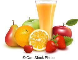 Fresh clipart orange And Vector Vector Vector juice