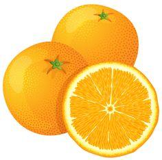 Fresh clipart orange Orange Clip PNG em PNG