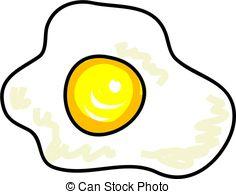 Fried Egg clipart #10