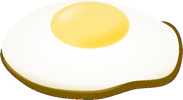 Fried Egg clipart #12