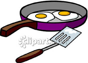Fried Egg clipart frypan Free Clipart Clipart Panda Fried