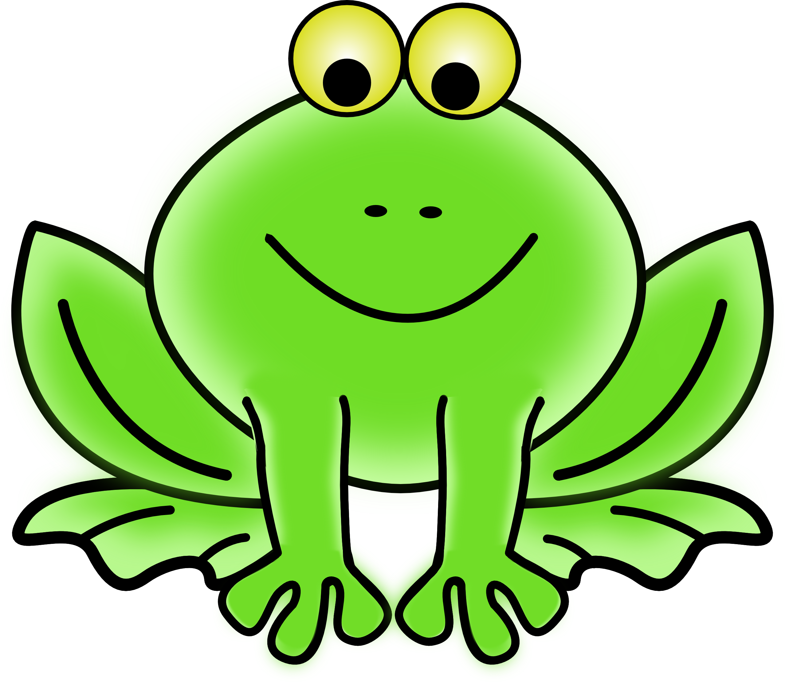 Amphibian clipart spelling Clip Art Clip Images Frog