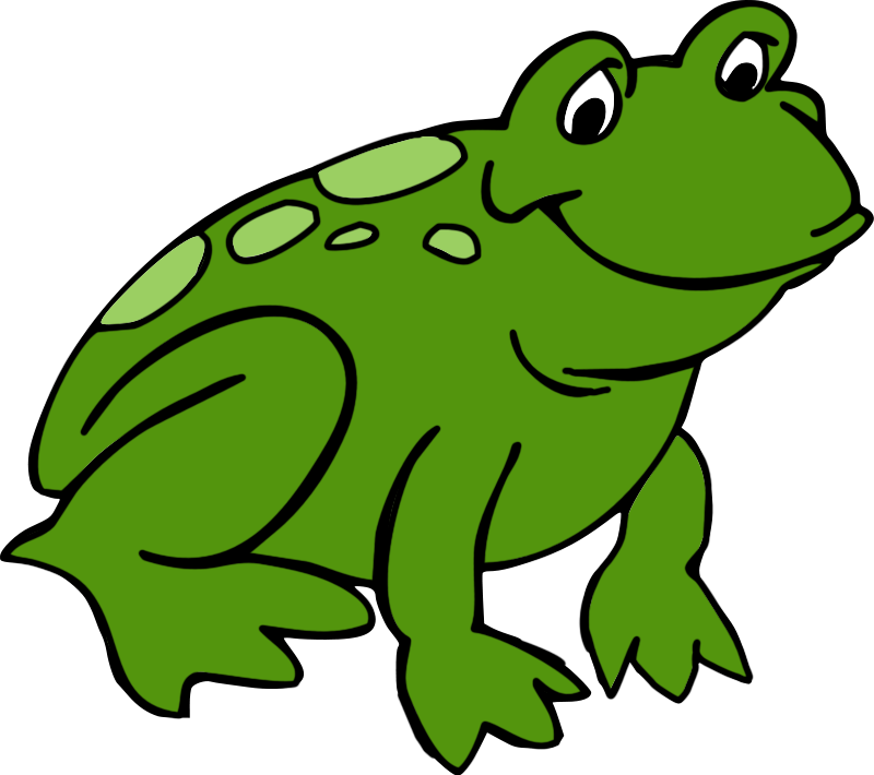 Frog clipart Images walking Cute frog Frog