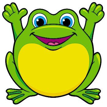 Animal clipart frog Clipart frog hopping free Cliparting