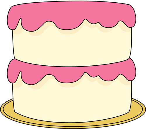 Icing clipart Cake Clip Frosting White Pink
