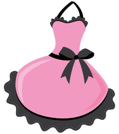 Frosting clipart pink apron ClipArt com TEACUPS & CAKES