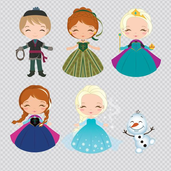 Iiii clipart frozen PNG Download Instant images on