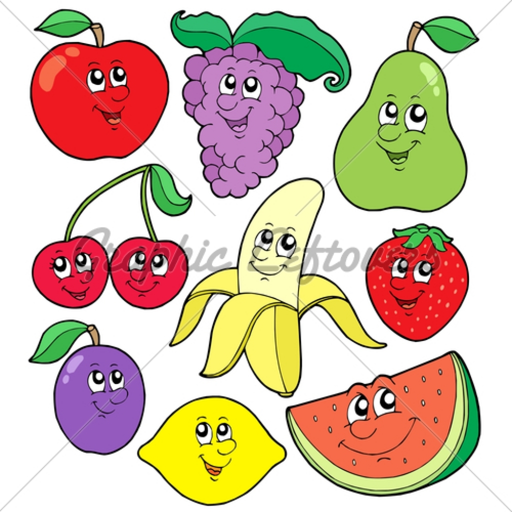Fruits & Vegetables clipart #11
