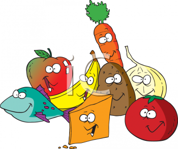 Fruits & Vegetables clipart #13