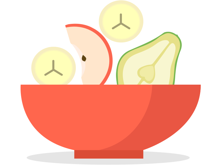 Snack clipart fruits and veggy From make can easy salad