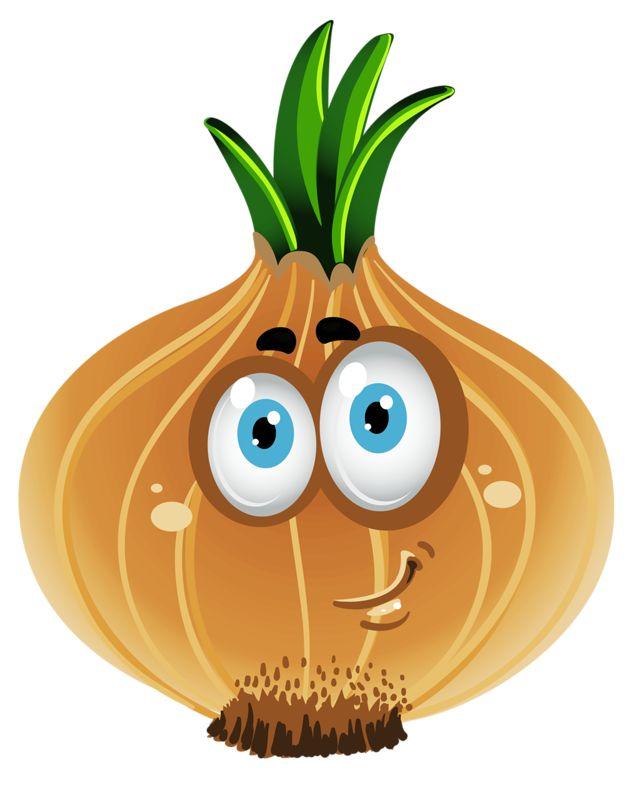 Fruits & Vegetables clipart onion Rigolos Pinterest fruits Légumes TE