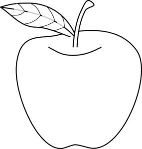 Apple clipart printable And Fruits Free Clipart Clipart