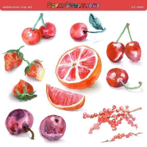 Fruits & Vegetables clipart printable Find Vegetables Fruit on Pinterest