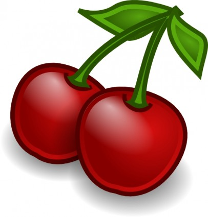 Pice clipart red fruit #1