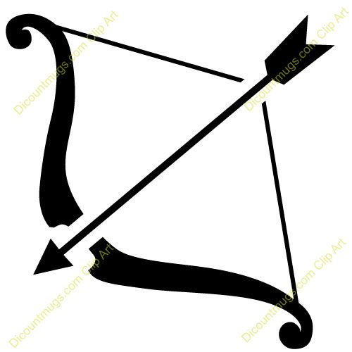 Drawn arrow bow Going ends best on &
