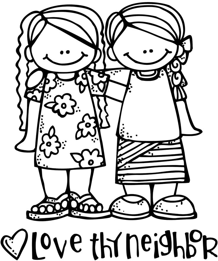 Way clipart black and white #14