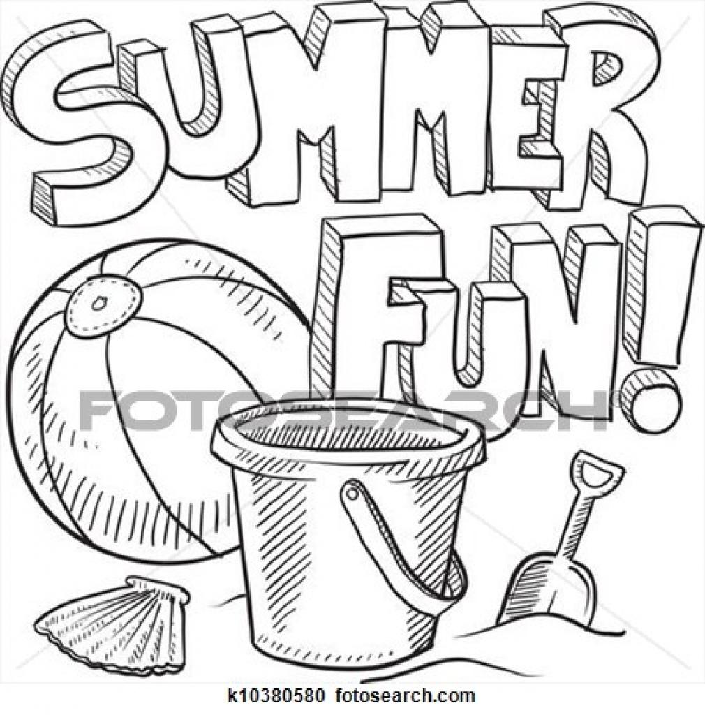 Fun clipart black and white White white fun fun clipart