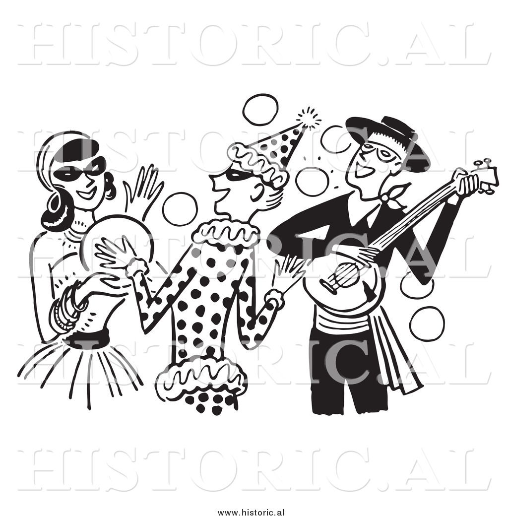 Sketch clipart fun Fun Fun Party Drawing at