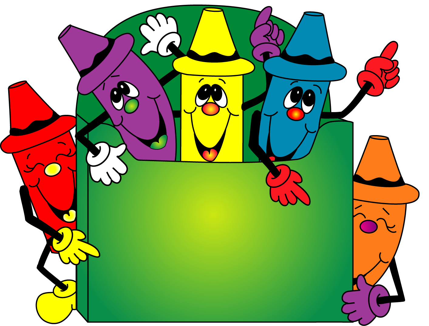 Box clipart funny Crayon images cliparts Clipart 51