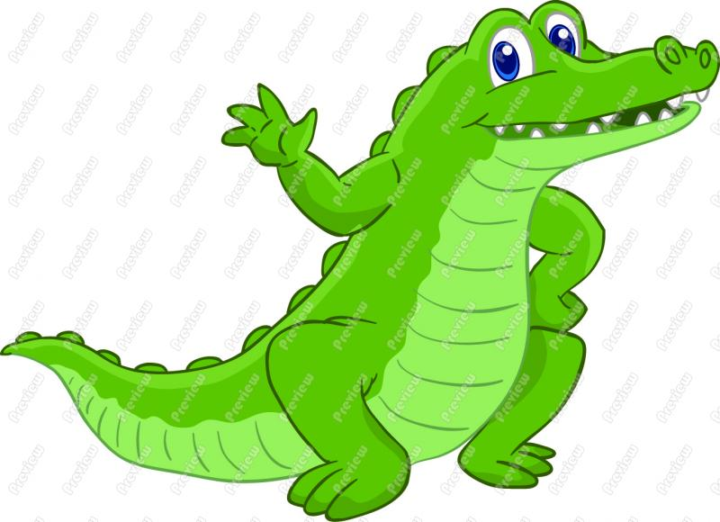 Moving clipart alligator Alligator clipart Clipart Blank Cartoon