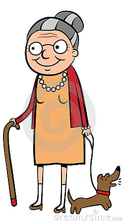 Woman clipart old age Lady Fun Clipart Clipart ·