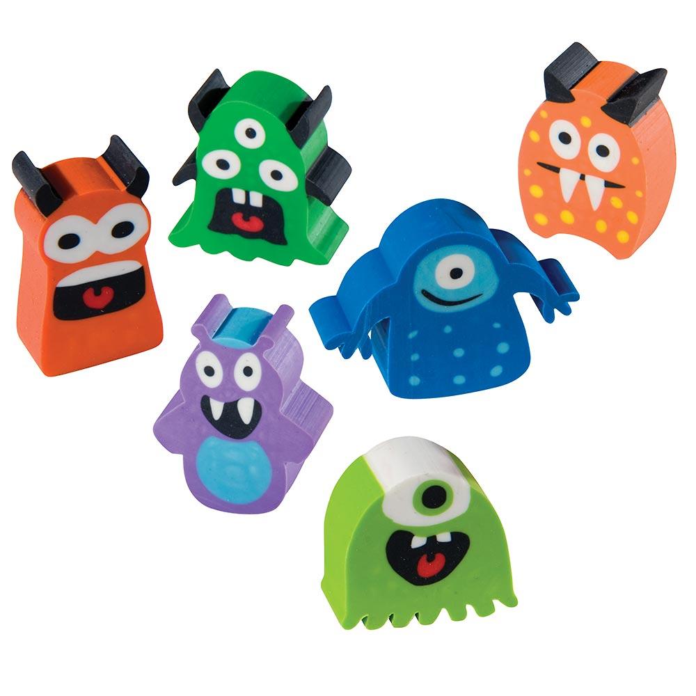 Fun clipart eraser Big Erasers: Display Monster Foot
