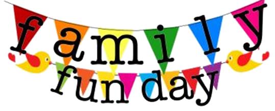 Fun clipart family fun day #4