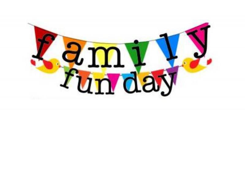 Fun clipart family fun day #10