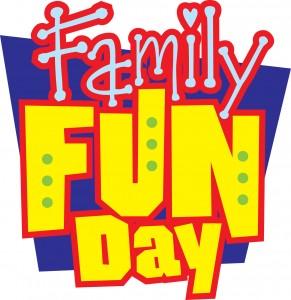 Fun clipart family fun day Free Fun Center « Day