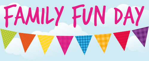 Fun clipart family fun day #7